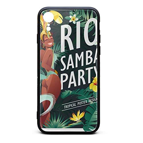 Brazilian Samba Dancer Carnival in Rio de
