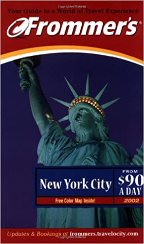 Frommer S New York City From 90 A Day 2002 Frommer S A Day