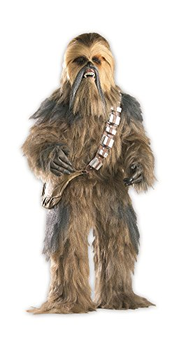 Rubie's Star Wars Collector Supreme Edition, Star Wars Episode III, Chewbacca Costume, Adult Standard