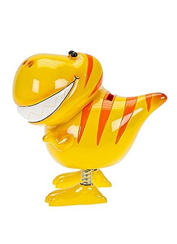 - Mousehouse Gifts Yellow T Rex Dinosaur Money Toy Bank Coin Piggy Bank Money Saving Box for Kids Children Present Gift Boys Girls
