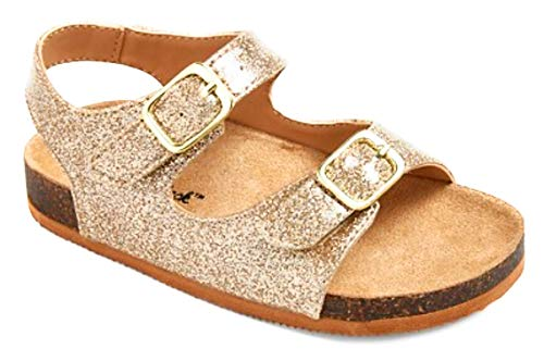 Cat and Jack Toddler Shoe Size 12 Gold Sparkle Smooth from Cat & Jack