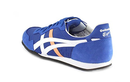 Fashion Blue Sneaker Tiger Imperial Onitsuka White Serrano EnC1Hxtwq