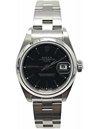 Date swiss-automatic womens Watch 79160 (Certified Pre-owned)