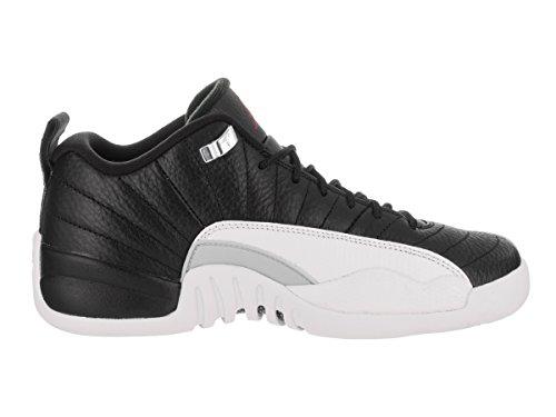 Nike Air Jordan 12 Retojaren Lage Bg (gs) Playoff - 308305-004 -