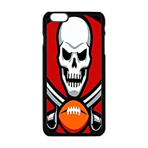 Happy NFL Tampa Bay Buccaneers Logo Phone Case for Iphone 6 Plus
