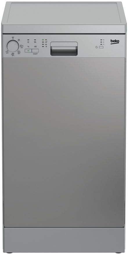 Beko DFS05013X - Lavavajillas Independiente 10 cubiertos A+