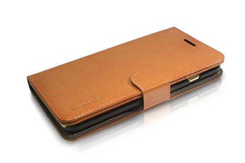 XtremeMac IPP-LB6P-63 Housse pour iPhone 6 Plus/6S Plus Marron