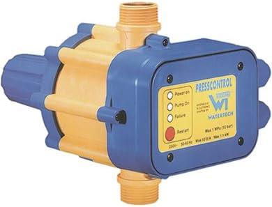 Water ARCHIVO ELECTR/ÓNICO DE CONTROL-PRESS