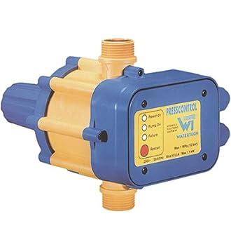 AUTOCLAVE PRESSCONTROL 1,5 Accesorios para bombas de agua Bricolaje y herramientas