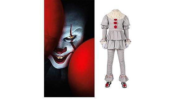 Rubyonly Joker Pennywise Cosplay Disfraces de Miedo para los ...