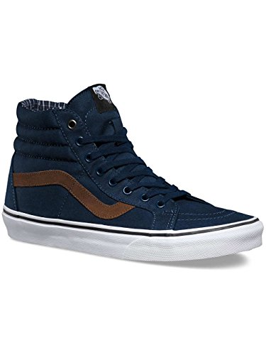 Vans Sk8-hi Reissue, Zapatillas altas unisex dress blues-true white
