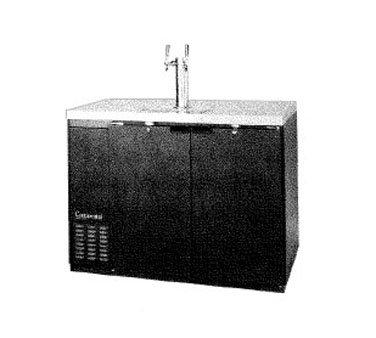 "Continental Draft Beer Cooler 50"" Wide KC50"