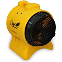 Zoom 12-Inch Diameter 1.0 HP Ventilator Exhaust Fan
