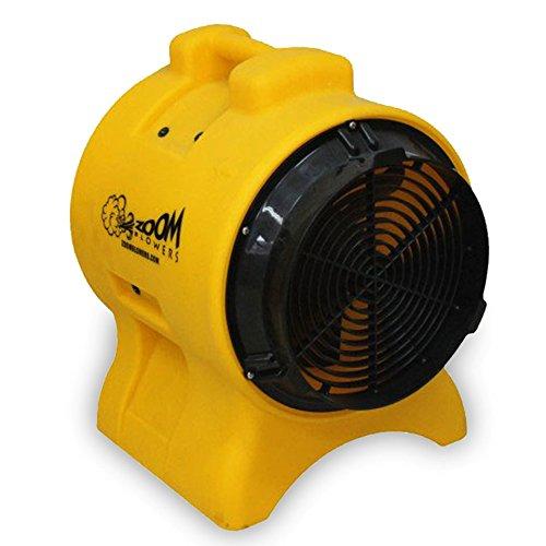 Zoom 8-Inch Diameter 1/3 HP Ventilator Exhaust Fan