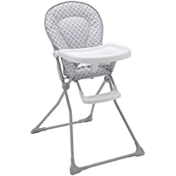 Delta Children EZ-Fold High Chair, Glacier