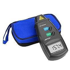 FITNATE 20713A Digital Tachometer RPM Me...