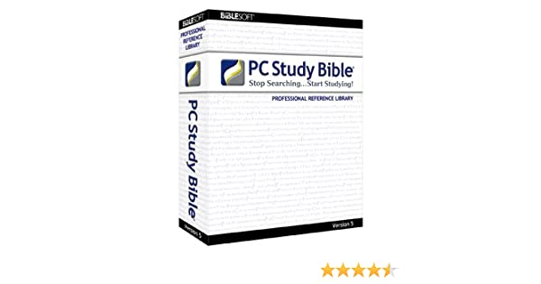Pc study bible 5 free download for windows 10