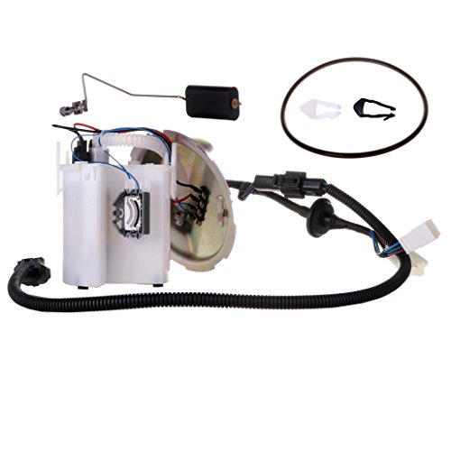 Mercury Tracer Ford (ECCPP Electric Fuel Pump Module Assembly w/Sending Unit Replacement for Ford Escort Mercury Tracer 1998 L4 2.0L E2197M)