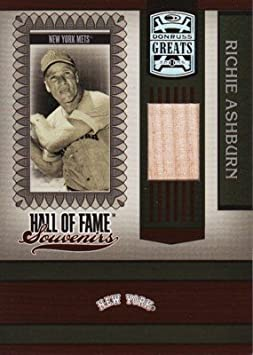 Amazon | リッチー・アッシュバーン Richie Ashburn 2005 Donruss ...