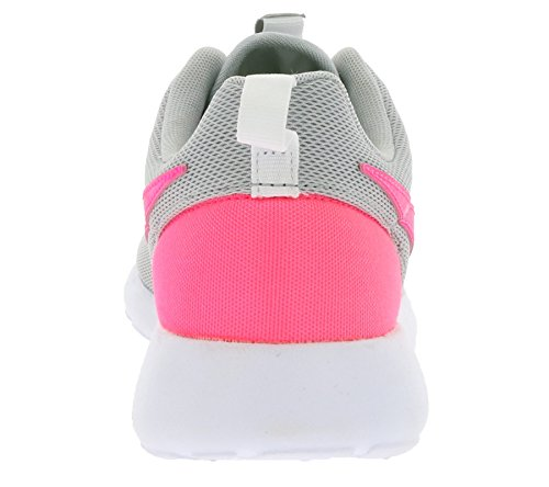 Nike Gry Scarpe wht Grey Roshe da Wolf Multicolore cl Bambino Unisex Pink Ginnastica Hypr One Gs raBaf