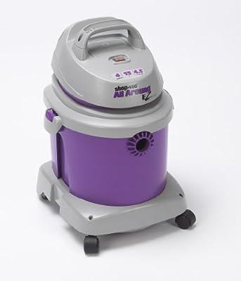 Shop-Vac 5895400 4.5-Peak Horsepower AllAround EZ Series Wet/Dry Vacuum, 4-Gallon