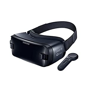 Samsung Gear VR w/Controller – US Version – Discontinued by Manufacturer
