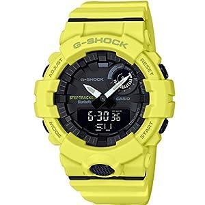Casio G-SHOCK Reloj Digital, Contador de pasos, Sensor de movimiento, para Hombre 10