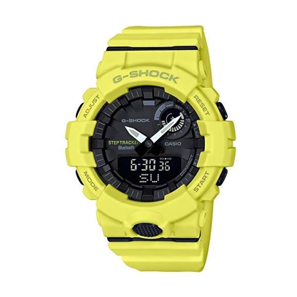 Casio G-SHOCK Reloj Digital, Contador de pasos, Sensor de movimiento, para Hombre 2