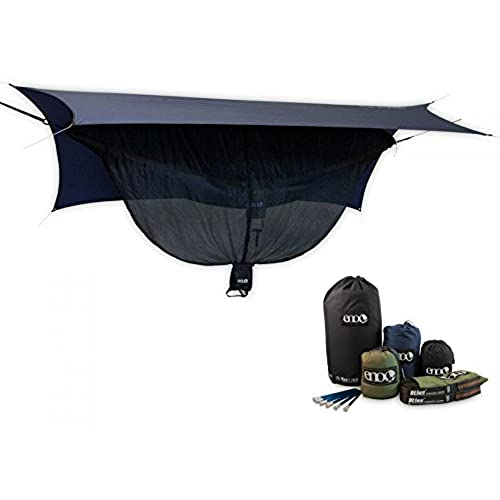 eagles nest outfitters   onelink sleep system doublenest cold weather hammock  amazon    rh   amazon
