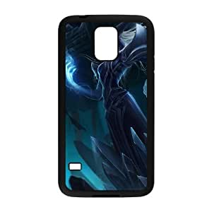 Samsung Galaxy S5 Cell Phone Case Black League of Legends Lissandra 0 VS5406956