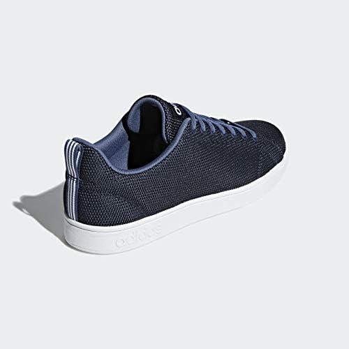 adidas Men's VS Advantage Clean Tennis Shoes