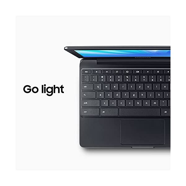 "Samsung Chromebook 3, 11.6"", 4GB Ram, 64GB eMMC (XE500C13-K06US) 2"