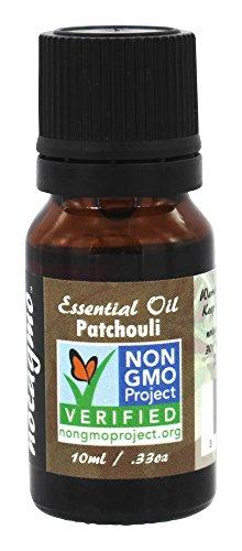 Notagmo Patchouli Essential Oil, Love & Joy, 10ml
