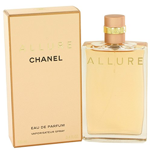 C.H.A.N.E.L Allure for Woman Eau De Parfum Spray (EDP) 100 ml, 3.4 Oz. [NEW IN BOX!!] by jaywave