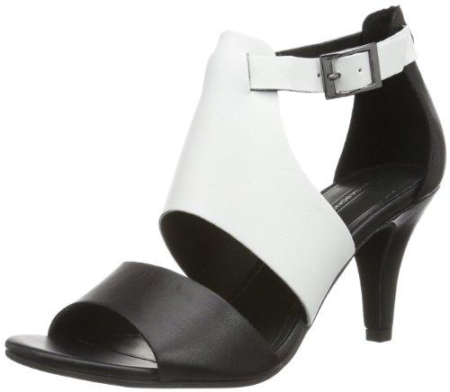 Vagabond Abbey 3738-283-185 Damen Pumps Mehrfarbig (black/white 98)