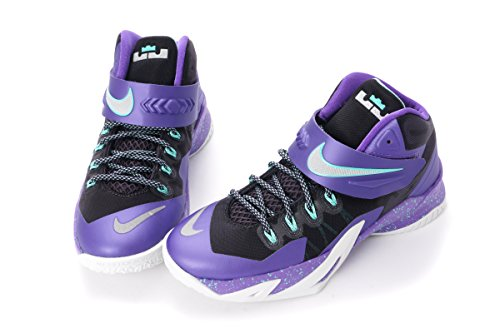 Nike Soldier VIII GS 8 Lebron James Basketball Shoes 653645-500 (6Y) - Buy  Online in UAE. | Apparel Products in the UAE - See Prices, Reviews and Free  ...