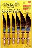 MACK Sword Striper PINSTRIPING BRUSH 20 Series SET