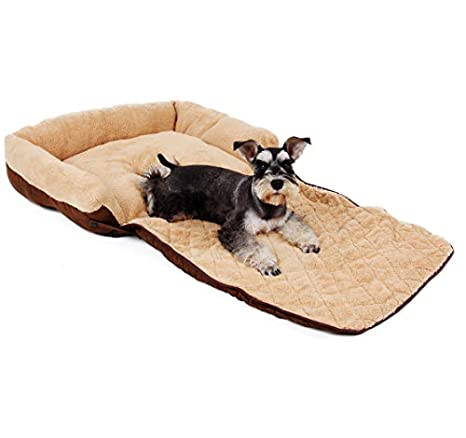 TXWS Dog House Plush Soft Sofa Bed Cojines Calientes para ...