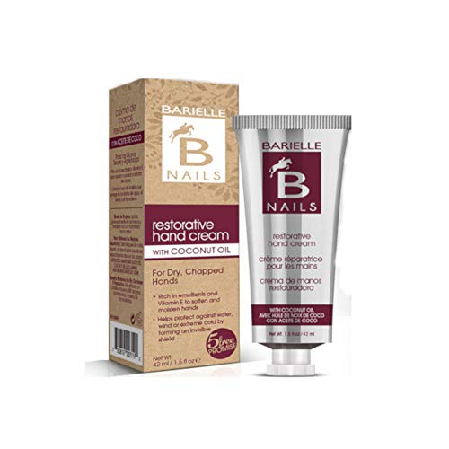 - Barielle Nails Restorative Hand Cream
