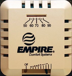 Empire Comfort Systems Wall Thermostat Reed Switch (Empire Millivolt Wall Thermostat)