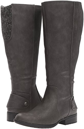 Pictures of LifeStride Women's Xandywc Riding Boot- Wide Calf 6 M US 4