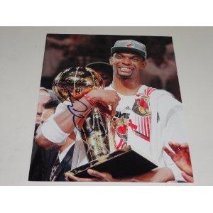 Memorabilia Lane CHRISBA8x102 Chris Bosh Miami Heat Autographed 8 X 10 -