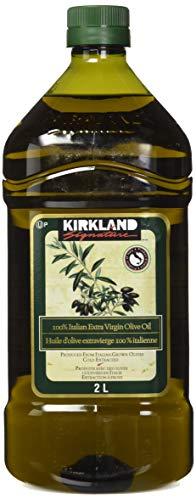- Kirkland Signature Extra Virgin Olive Oil, 67.62 Ounce