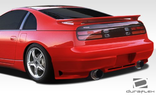 Duraflex 104691 1990-1996 Nissan 300ZX Z32 2+2 Duraflex C-1 Rear Bumper Cover - 1 Piec