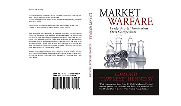 Market Warfare: Leadership & Domination Over Competitors: Basic ...