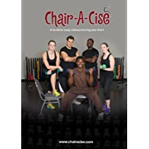 Chair-A-Cise Chair Exercise Weight Loss DVD Series:includes 4 programs (Chair-A-Cise, Chair-A-Cise 2,Chair-A-Cise Turbo, Chair-A-Cise Abs), Daily Exercise Calendar, Eating Plan, cardio strength toning