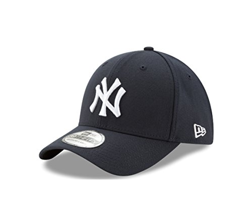 MLB New York Yankees Junior Team Classic Game 39Thirty Stretch Fit Cap, Blue, Child/Youth