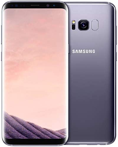 Samsung Galaxy S8 Plus Dual SIM 64GB SM-G955FD Orchid Gray: Amazon ...