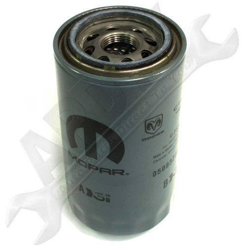 Mopar 0508 3285AA, Engine Oil Filter