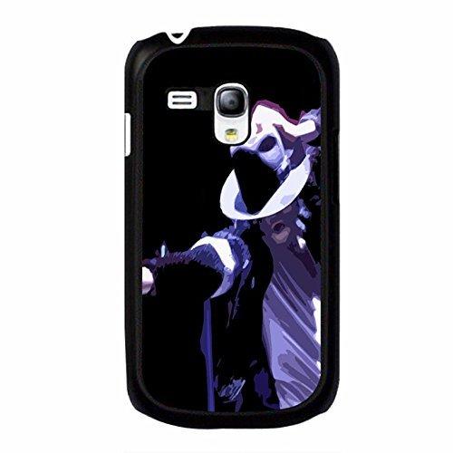 Classical Gesture Michael Jackson Phone Case Cover for Coque Samsung Galaxy S3 Mini MJ Skin,Cas De Téléphone